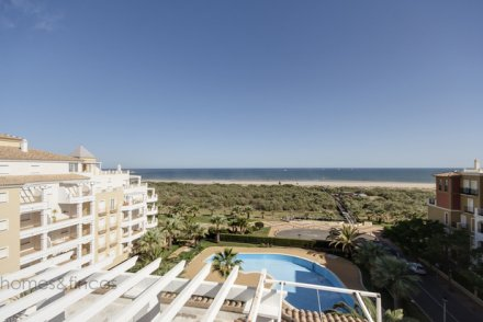 Beach property for sale in Isla Canela - Spain